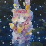"""metabolism"" oil on canvas 162x130cm"